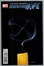 Generation Hope 9 Marvel Comics 2011 Gillen McKelvie - $2.00