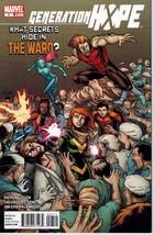 Generation Hope 7 Marvel Comics 2011 Gillen Espin - $2.00