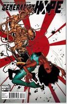 Generation Hope 3 Marvel Comics 2011 Gillen Espin - $3.00