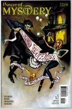House of Mystery 21 Vertigo DC Comics 2010 Sturges Rossi Aragones - $3.00