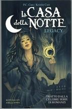 La Casa della Notte Legacy 1 Comic Book Kristin Cast Kent Dalian - $7.00