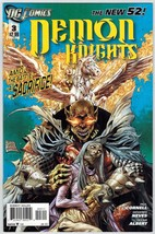 Demon Knights 3 DC Comics 2012 Cornell Neves New 52 - $3.00