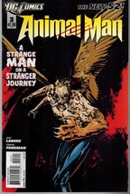Animal Man 3 DC Comics 2012 Lemire Foreman New 52 - $2.00