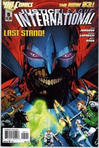 Justice League International 5 DC Comics 2012 New 52 - $3.00