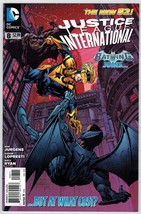 Justice League International 8 DC Comics 2012 New 52 - $3.00