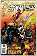 Justice League International 6 DC Comics 2012 New 52 - $3.00