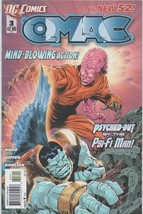 OMAC 3 DC Comics 2012 Didio Giffen Koblish New 52 - $2.00