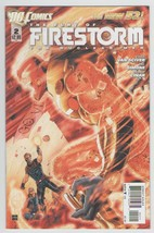The Fury of Firestorm 2 DC Comics 2011 New 52 - $2.00