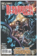 Resurrection Man 4 DC Comics 2012 New 52 - $2.00