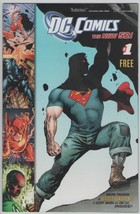 DC Comics The New 52 n. 1 Preview - 2011 - $3.00