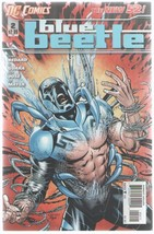 Blue Beetle 2 DC Comics 2011 Bedard Guara New 52 - $2.00