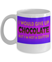 Chocolate Mug - FREE Shipping! - $19.95