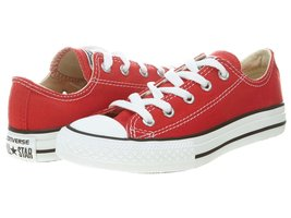 Converse Ythschucks Taylor All Star Red Little Kids3J236 Style: 3J236-RE... - $42.56