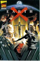 Earth X Special Edition Preview (Wizard - Marve... - $1.95