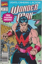 Wonder Man #1 1990's First Issue Gerard Jones S... - $1.95