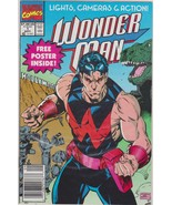 Wonder Man #1 1990's First Issue Gerard Jones Series [Comic] [Nov 04, 19... - $1.95