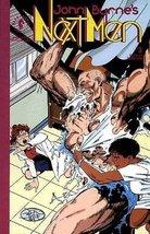 John Byrne's Next Men #3 (Vol. 1) [Comic] - $5.95