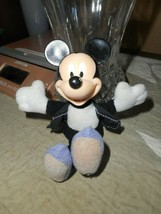 "c2001 MICKEY MOUSE 5"" Stuffed Toy Disney's House of Mouse for McDonald's... - $9.50"
