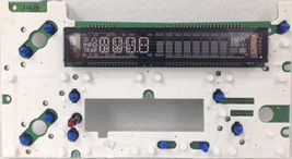 GM CD Cassette radio board w/ new bulbs. Burnt out button lights? Buy th... - $30.25