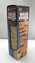 Vintage 1986 Jenga Party Game by Milton Bradley - Complete in Original Box - £13.70 GBP