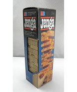Vintage 1986 Jenga Party Game by Milton Bradley - Complete in Original Box - $18.95