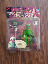 NEW IN BOX 25th Anniversary The Muppet Show Kermit the Frog - $30.00