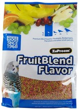 ZUPREEM 230301 Fruitblend Small Keet Food, 2-Pound - $9.99