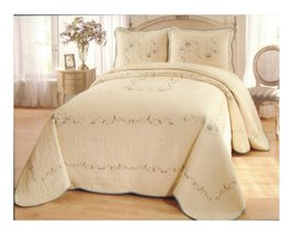 Laura Ashley Fiorenze King Pillow Sham - $9.75