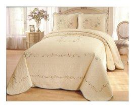 Laura Ashley Fiorenze King Pillow Sham - $9.75