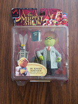 NEW IN BOX 25th Aniversary Muppet Show Dr. Bunsen Honeydew - $30.00