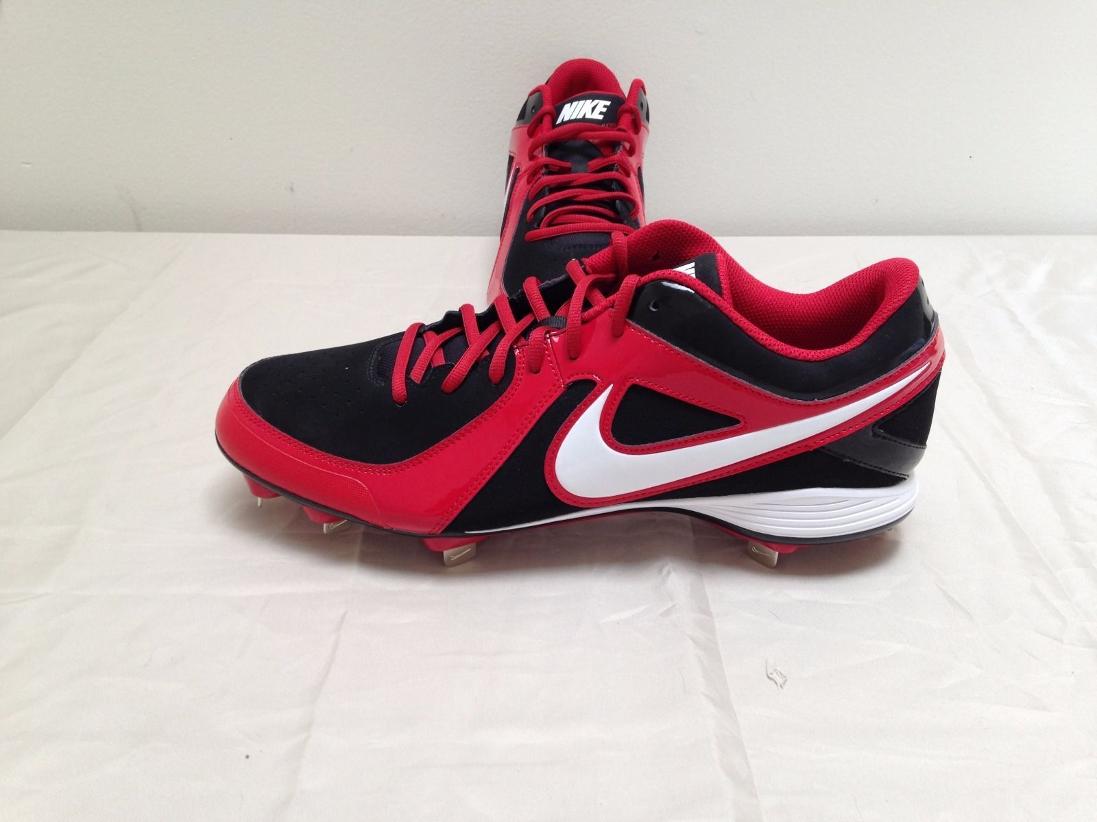 Metal Baseball Cleats Nike 50 Mvp Huelga Baja Y 50 Nike Artículos Similares e752fb