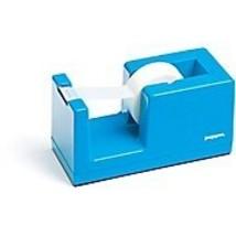 Poppin Tape Dispenser, Pool Blue - $9.99