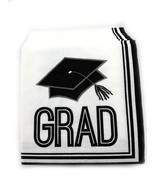 10 packs of 36 Graduation Luncheon Dinner Napkins Paper - Graduation Cap - $701,19 MXN