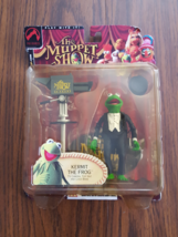 NEW IN BOX 25th Aniversary Muppet Show Kermit the Frog - $30.00