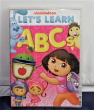 Nickelodeon Let's Learn: ABC DVD - $6.80