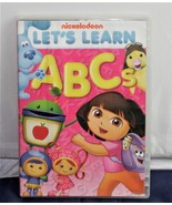 Nickelodeon Let's Learn: ABC DVD - $5.44