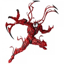 Red Venom Carnage Amazing SpiderMan Joints toys figure Marvel Movable Ac... - $15.90