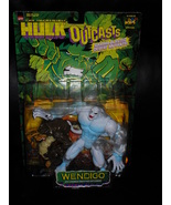1997 Marvel The Incredible Hulk Wendigo Figure In The Package - $19.99