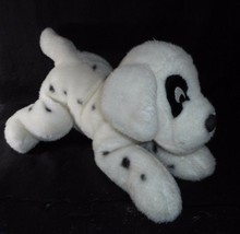 "14"" VINTAGE DISNEY STORE 101 DALMATIAN LAYING PATCH DOG STUFFED ANIMAL P... - $30.86"