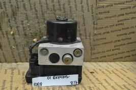 1999-2001 Ford Explorer ABS Pump Control OEM XL2T2C219AC Module 217-10E8 - $21.19