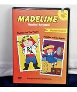 Madeline's Adventures (DVD) Animated Pirates, Gypsies NEW - $5.14