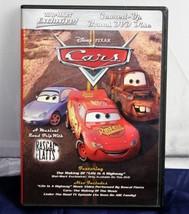 Disney PIXAR Cars Geared-Up BONUS DVD Disc WalMart Exclusive! Rascal Fla... - $8.73
