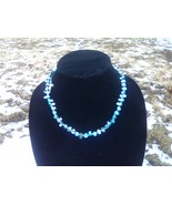 Shell and Bead Necklace - $15.00