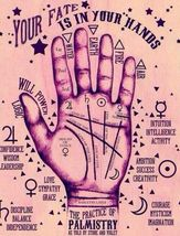 Detailed Palmistry Reading  - $54.00