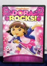 Nickelodeon Dora Rocks! Dora the Explorer DVD - $6.80