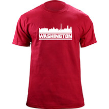 Original Washington DC District of Columbia Skyline Skyline Baseball Tea... - $19.99
