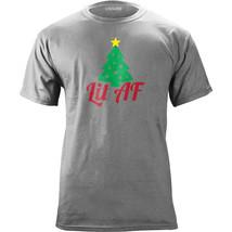 Original Lit AF Christmas T-Shirt - $19.99