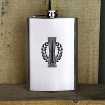 Missile Operator Badge Air Force Veteran 8oz. Flask - $19.99
