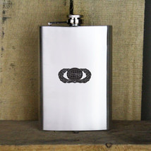 Intelligence Badge Air Force Veteran 8oz. Flask - $19.99