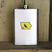 Original I Hawkeye Iowa Variant Classic University 8oz. Flask - $19.99